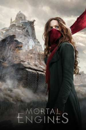 """Poster for the movie """"Mortal Engines"""""""