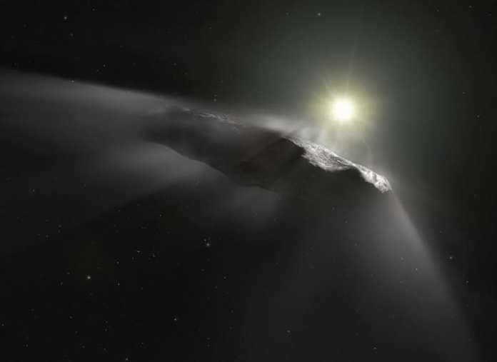 Gaia Encuentra Candidatos Para el Origen Interestelar de Oumuamua