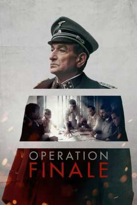 """Poster for the movie """"Operation Finale"""""""