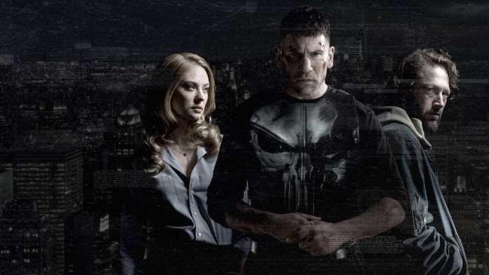 The Punisher. Serie en Netflix