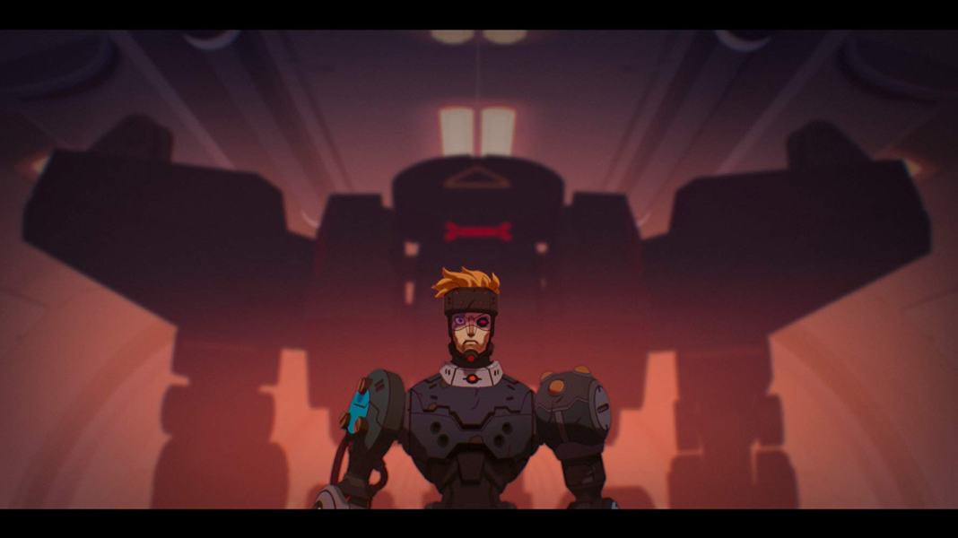 Punto Ciego: Love, Death & Robots (2019)