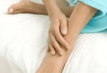El significado de los calambres en los pies