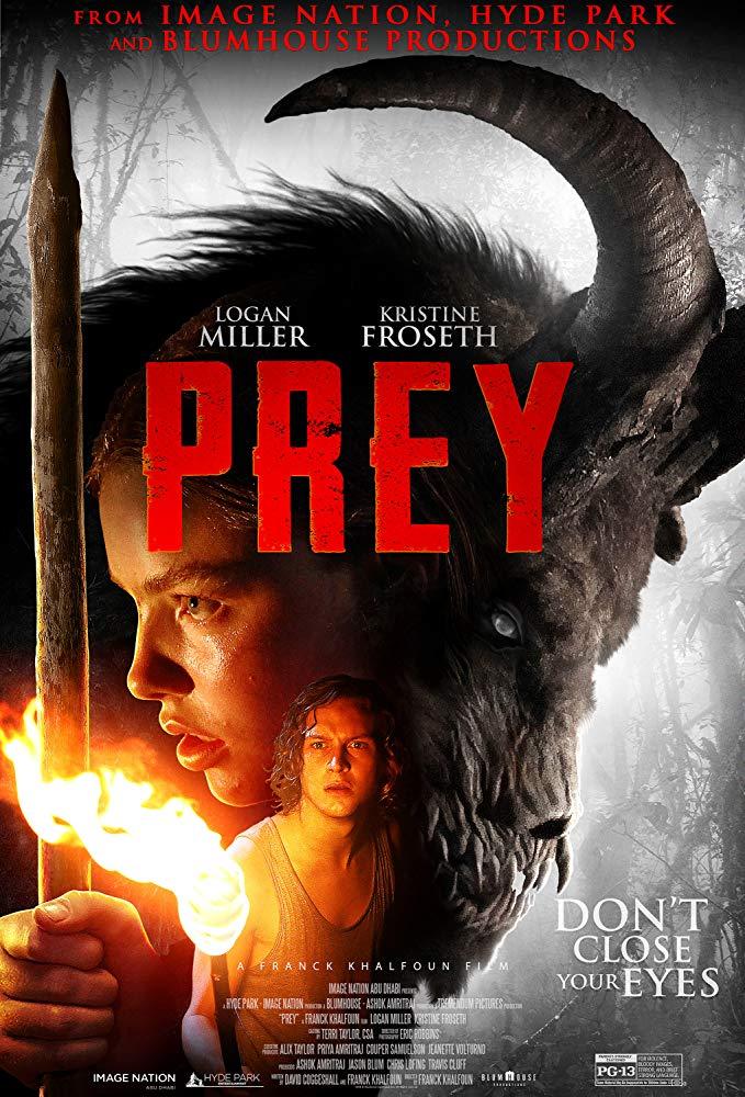 Prey (2019): Supervivencia con Chica Guapa y Monstruo
