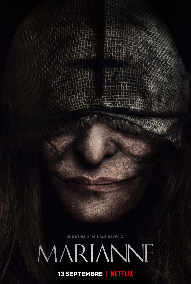 Marianne: Serie de Terror. Recomendación en Netflix
