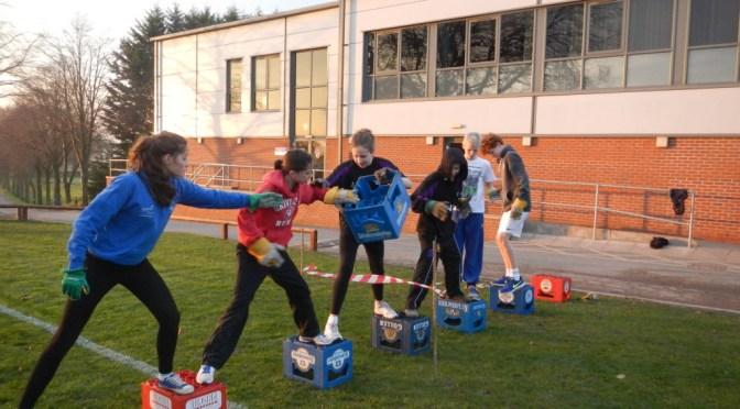 Team Building with Ellesmere Titans