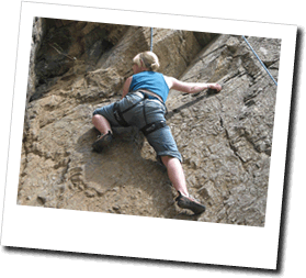 Rock climbing courses in Snowdonia, Shropshire and North Wales