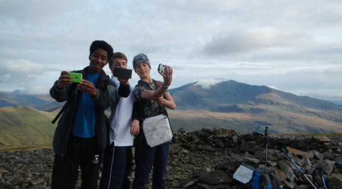Mountain Walking – Adventure Education