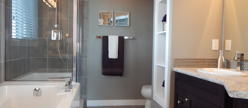 Conseils de salle de bains: garder votre douche propre