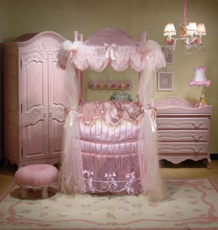 Martinek B    B       Elegant Baby Furnishings by Pat Martinek Princess of Monaco Suite