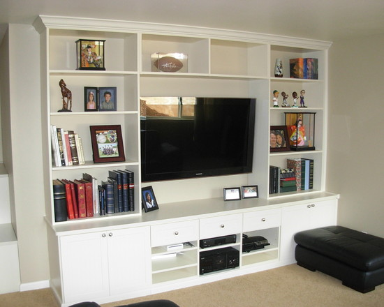 Entertainment Center In Ivory (Hawaii)