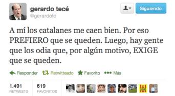 Gerardo Tecé Cataluña