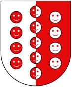 13 districts valaisans heureux