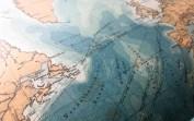 Fonds marins et routes maritimes