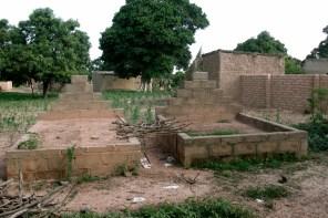 Songpelsé : sépultures des fondateurs du village