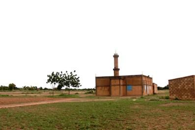 Tibin : mosquée