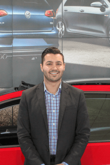 Jesse Mainella - Sales and Leasing Consultant