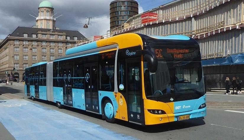 De nye 5C busser er jo en kæmpe succes!