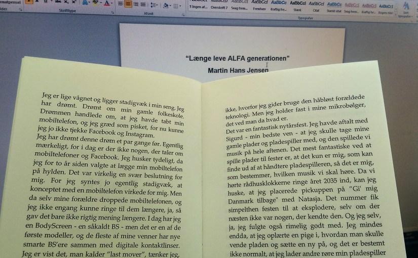 Design din egen bog i Word (selvudgivelse og bogblok i Word)