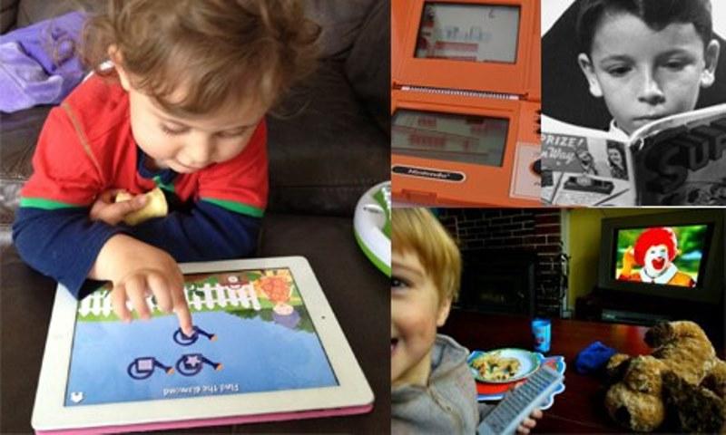Børn og iPads. Den fortabte touch-generation!