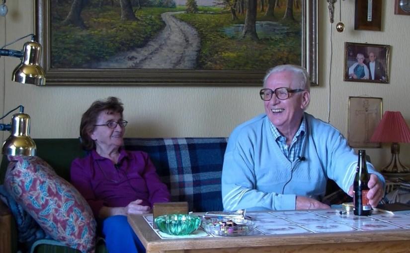 Min mormor og morfar fra Faxe