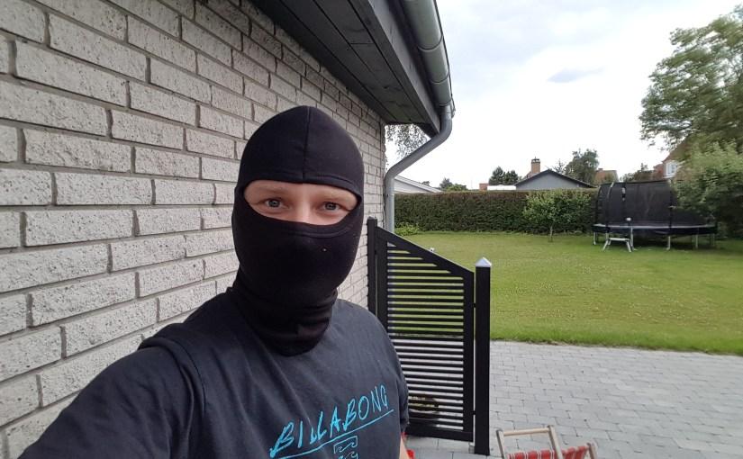 Maskeringsforbud i Danmark