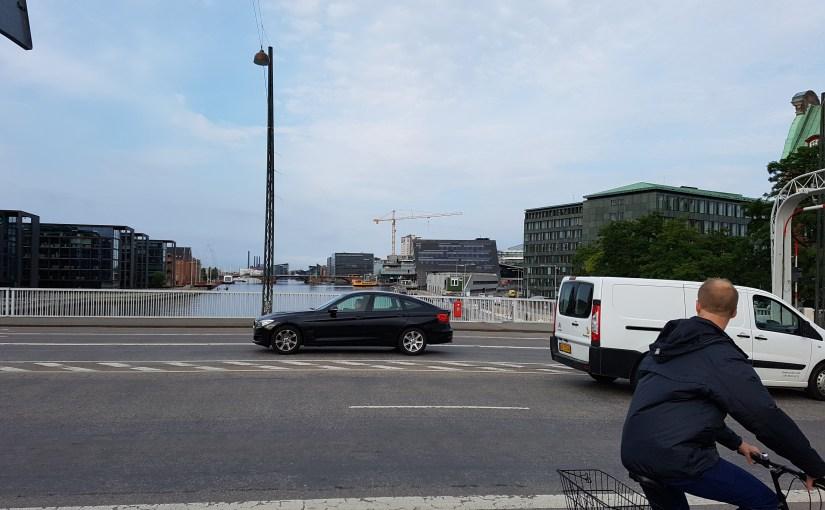 Cykeltur uden trafik i København