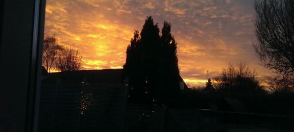 flot solnedgang danmark