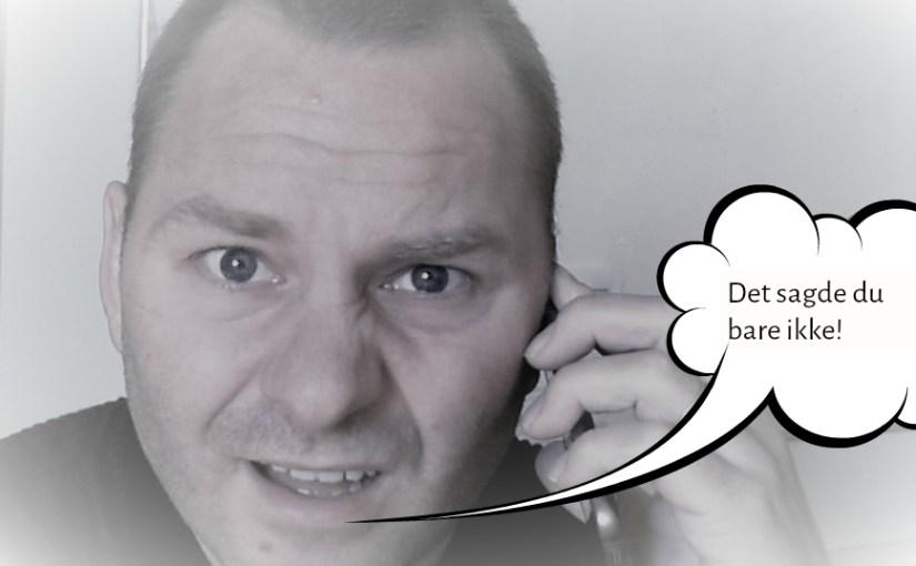 Telefonsælger fra helvede