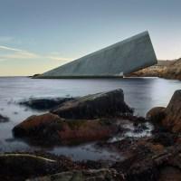 Här öppnar Europas första undervattensrestaurang