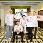 Award-Winning Chefs at InterContinental Singapore