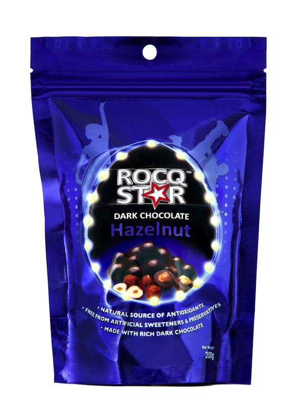 Rocq Star - Choc-Pops (Hazelnut)