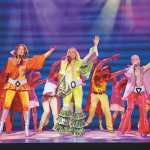 REVIEW : Mamma Mia the Smash Hit Musical