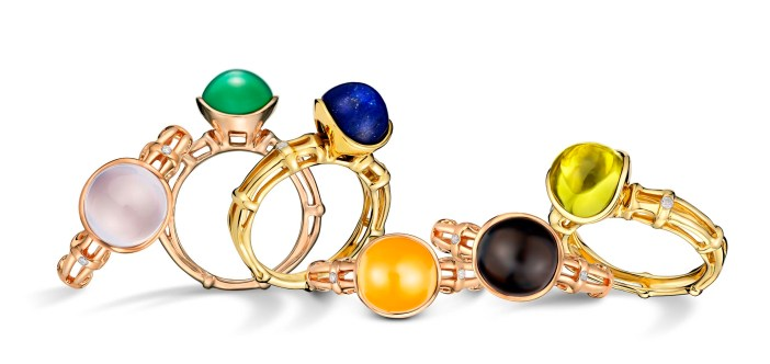 MODE Couleur Rings