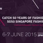 SG50 Singapore Fashion Runway