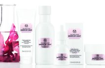 Body Shop Drops of Light Range