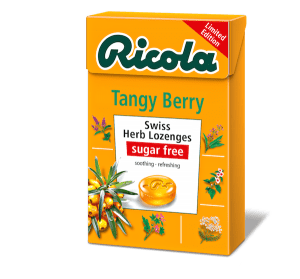 Ricola Tangy Berry