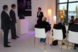 Moderation Siemens EQ7 Plus - Hamburg
