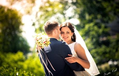 Svatební fotografie - Pražský hrad