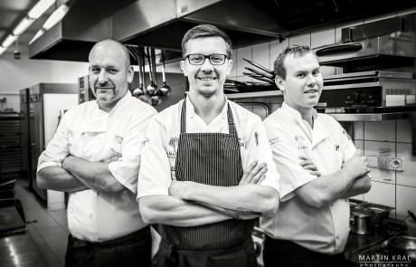 Chef dream team