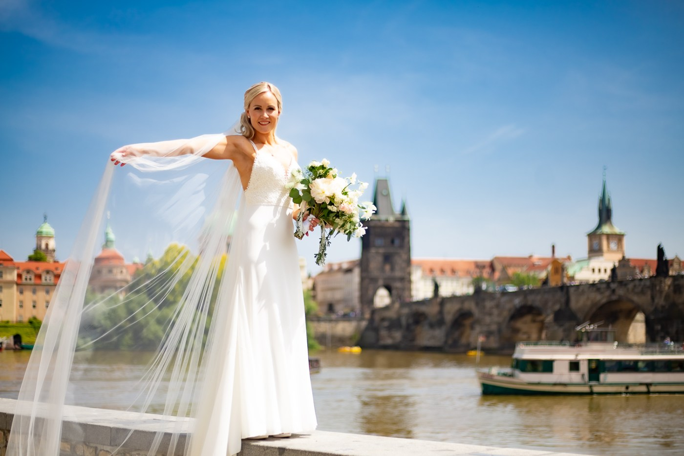 Wedding in Prague | Svatba v Praze | Bryllup i Praha