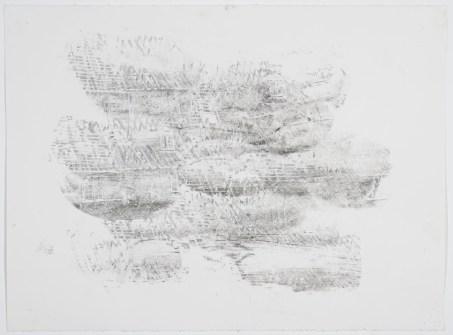 "Drawing Roofs II, 22""x26"""