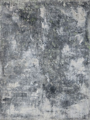 "The Grey Tree, 72""x56"""