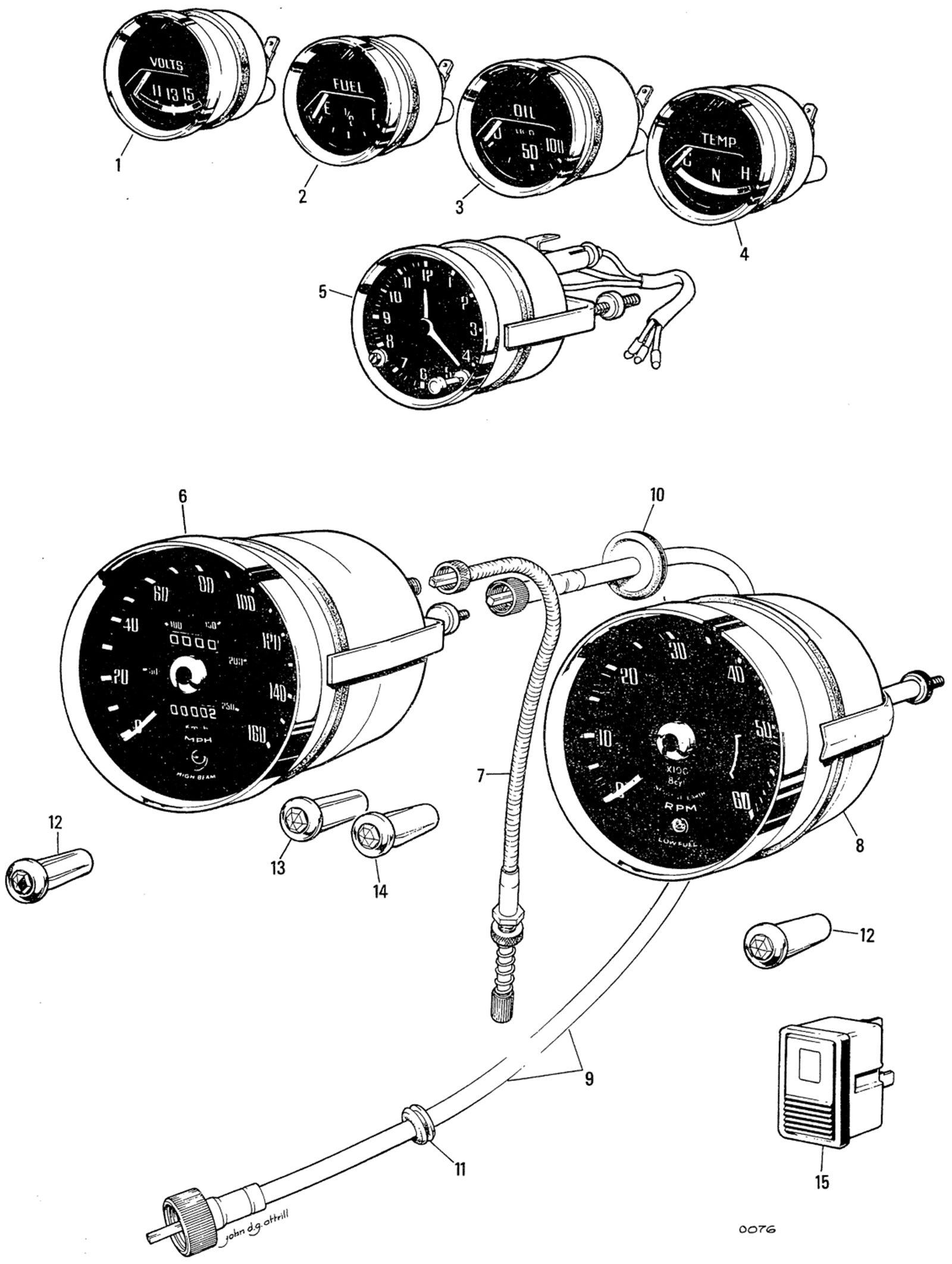 Corvette Wiring Diagram