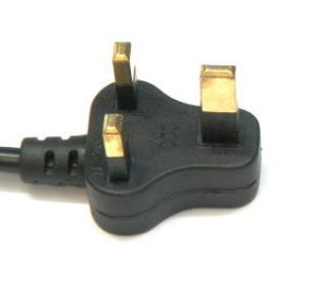 Unsafe, Unfused UK Plug