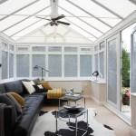 vertical conservatory blinds