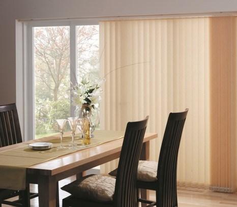 cream vertical blinds northampton