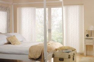 northampton cream vertical blinds