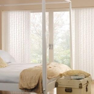 northampton cream vertical blinds