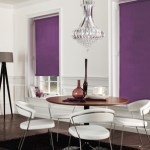 purple roller blinds 1