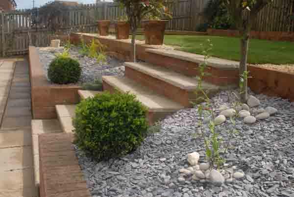 Martin Seeber Garden Design » Blog Archive Contemporary ... on Split Garden Ideas id=95976